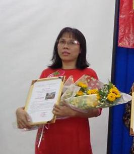 Cô Nguyễn Thị Thanh Nhàn