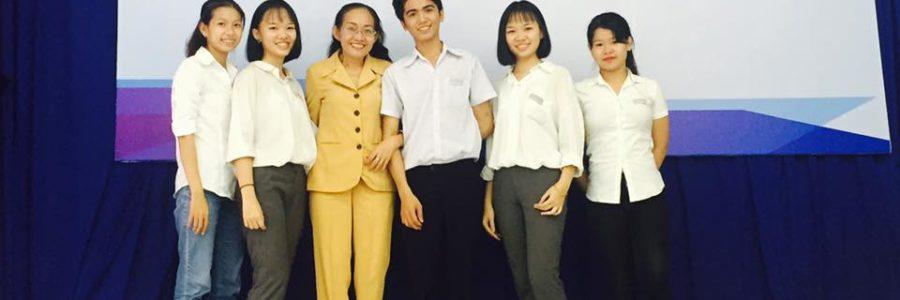 Giới thiệu một số học viên tiêu biểu của Trung tâm qua các năm học